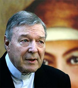 Cardenal Pell: «El dinero no es lo que más preocupa al Papa»