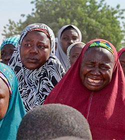 Boko Haram liberará a la mitad de las niñas secuestradas en pequeños grupos