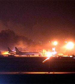 Unos 24 muertos en ataque a aeropuerto de Pakistán: Católicos rezan a San Antonio por la paz
