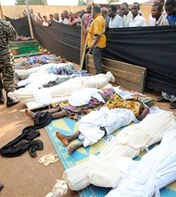 República Centroafricana: después de la masacre, los misioneros deciden quedarse