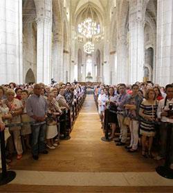 Reabierta al público la Catedral de Santa María de Vitoria