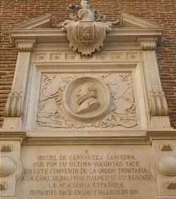 La superiora de las Trinitarias de Madrid no quiere excavaciones en el convento para encontrar los restos de Cervantes