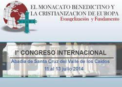 El Valle de los Caídos acogerá el 1º Congreso Internacional Benedictino
