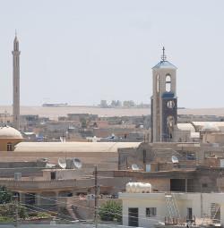 Irak: los cristianos huyen de Qaraqosh ante el avance de los yihadistas
