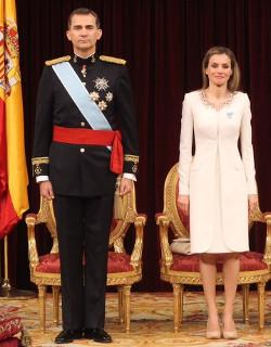 El primer viaje oficial de los nuevos Reyes de España será al Vaticano