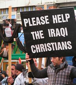El musulmán que se sacrificó por los cristianos de Mosul