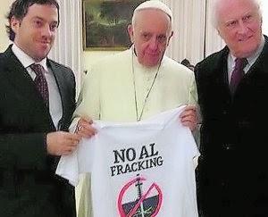 La encíclica del papa Francisco sobre ecología podría estar lista para principios del 2015