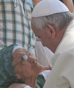 El I Encuentro internacional de los ancianos con el Papa se celebrará el 28 de septiembre