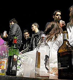 La CONCAPA apoya el proyecto de ley para frenar el consumo de alcohol en menores de edad