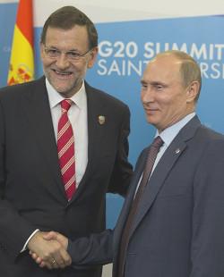 España y Rusia ratifican el convenio que impedirá a las parejas homosexuales adoptar niños rusos