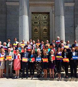 Parlamentarios de 16 países proclaman la defensa de la vida como «objetivo prioritario en la acción de gobernantes y legisladores»