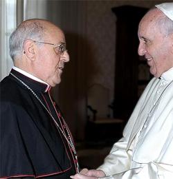 El Papa nombra al cardenal Blázquez miembro de la Congregación para la Doctrina de la Fe