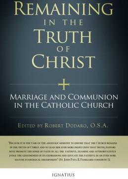 Cinco cardenales escriben un libro para refutar las tesis del cardenal Kasper sobre la comunión de los divorciados vueltos a casar