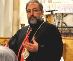 El arzobispo de Aleppo asegura que la población siria no cree que sirvan de mucho los ataques aéreos