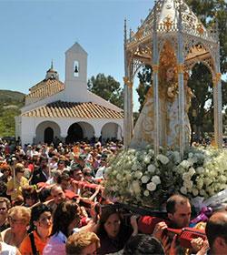 ¿Cuántos santuarios marianos hay en España? Un dato: por cada uno dedicado a Jesús, hay 3 a María