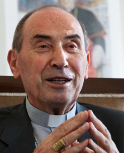 Cardenal De Paolis sobre el Sínodo: «la Iglesia custodia una verdad de la que no puede disponer»