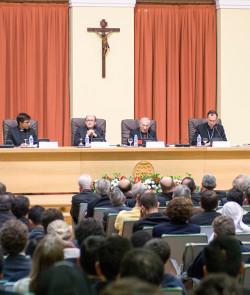 La Universidad Eclesiástica San Dámaso homenajea al cardenal Rouco