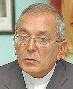 El Papa nombra a Mons. Edmundo Valenzuela como nuevo arzobispo de Asunción