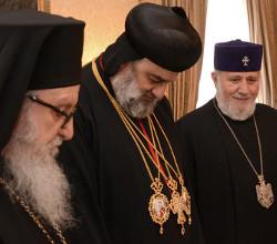 Obispos sirio-ortodoxos piden a la comunidad internacional que se haga cargo del regreso de los cristianos a Nínive