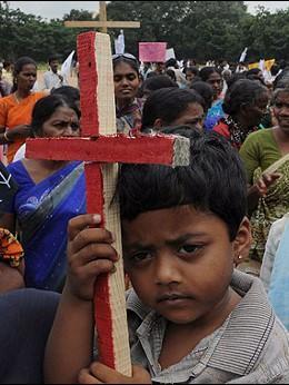 Cristianos de la India: «esta Navidad tenemos un peso enorme en el corazón por la violencia contra nuestras Iglesias»