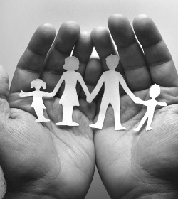 La paternidad responsable de un padre y una madre infértiles