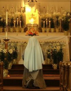 Acusan a las Franciscanas de la Inmaculada por rezar en latín, ser pobres, ignorar la teología de género y su voto mariano