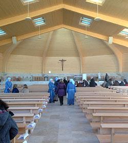 Dedicación de la iglesia madre de Iesu Communio