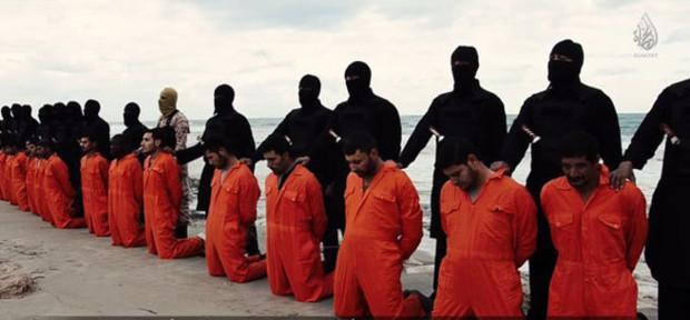 Se construye en Egipto un templo dedicado a los coptos martirizados en Libia