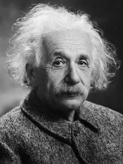 Subastan una carta de Einstein que habla de Dios como creador
