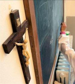 La religión, en España, marginada en la Escuela Pública (Investigación)