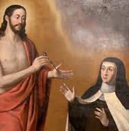 Hoy se cumplen 500 años del nacimiento de Santa Teresa de Jesus, doctora de la Iglesia