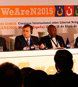 Mons. Bagobiri: «Hay que parar el genocidio de Boko Haram»