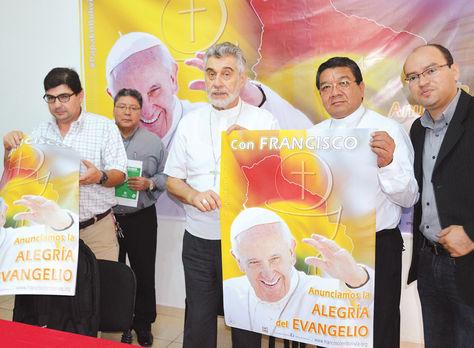 La Iglesia en Bolivia realizará una colecta para sufragar los gastos de la visita del Papa