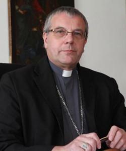 Mons. Jean-Luc Brunin exhorta a los grupos provida y profamilia franceses a seguir dando la cara