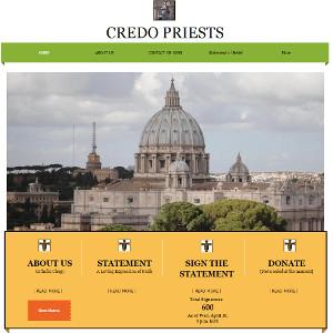 EE.UU: Seiscientos sacerdotes y tres obispos firman una carta pidiendo que la Iglesia mantenga su doctrina en el Sínodo