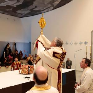 Córdoba cuenta con una nueva capilla de Adoración Perpetua