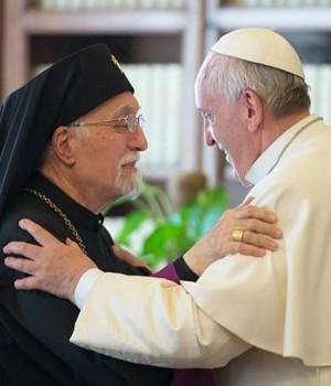 El Papa Francisco recuerda que Benedicto XV medió para parar la masacre del pueblo armenio