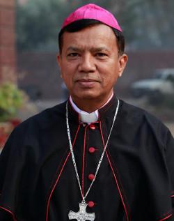 Mons. Francis Shaw: «Tened fe en el Señor, como lo hicieron los mártires de Youhanabad»