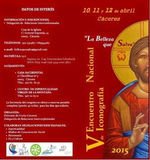Cáceres acoge el V Encuentro Nacional de Iconografía