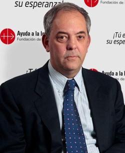 El presidente de AIN denuncia en el Congreso la indiferencia de Occidente ante la persecución de los cristianos