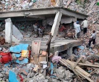 El superior de los jesuitas en Nepal cree que nunca se informará de muchas muertes causadas por el terremoto