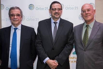Telefónica ofrecerá en España Canal Orbe 21, la televisión «bendecida» por el Papa