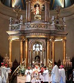 Cardenal de Lima: «Tenemos que ser pastores sin temor y no abandonar a las ovejas en manos de los lobos»