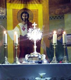 Tras 50 años de espera, Cataluña tiene su segunda capilla de adoración perpetua