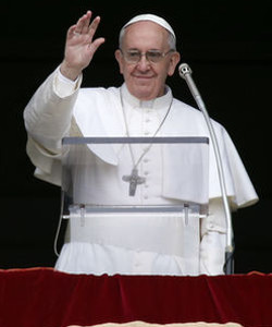 Papa Francisco: «El corazón de Cristo ama a todos»