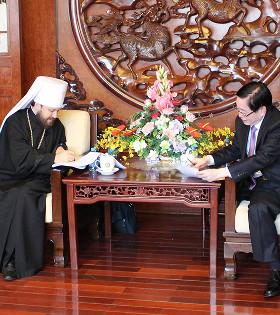 La dictadura china permitirá la ordenación de sacerdotes ortodoxos rusos en el país