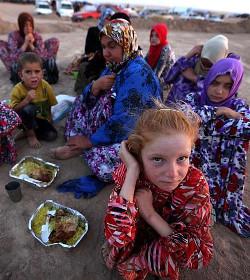 Lanzan la expedición #CampamentoIrak para ayudar a refugiados cristianos en el Kurdistán