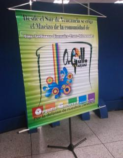 Venezuela: la universidad jesuita Andrés Bello de Guayana organizó un acto con el lobby gay
