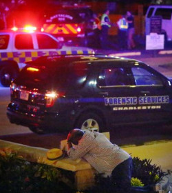 EE.UU: nueve muertos en un tiroteo ocurrido en una iglesia metodista de Charleston