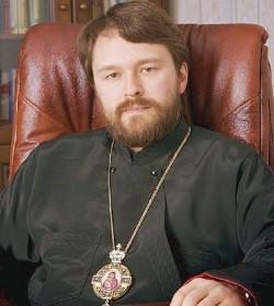 Hilarion de Volokolamsk pide al Sínodo no caer en el modernismo como algunos protestantes